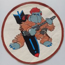 Marine Scout Bomber Squadron 133 Patch